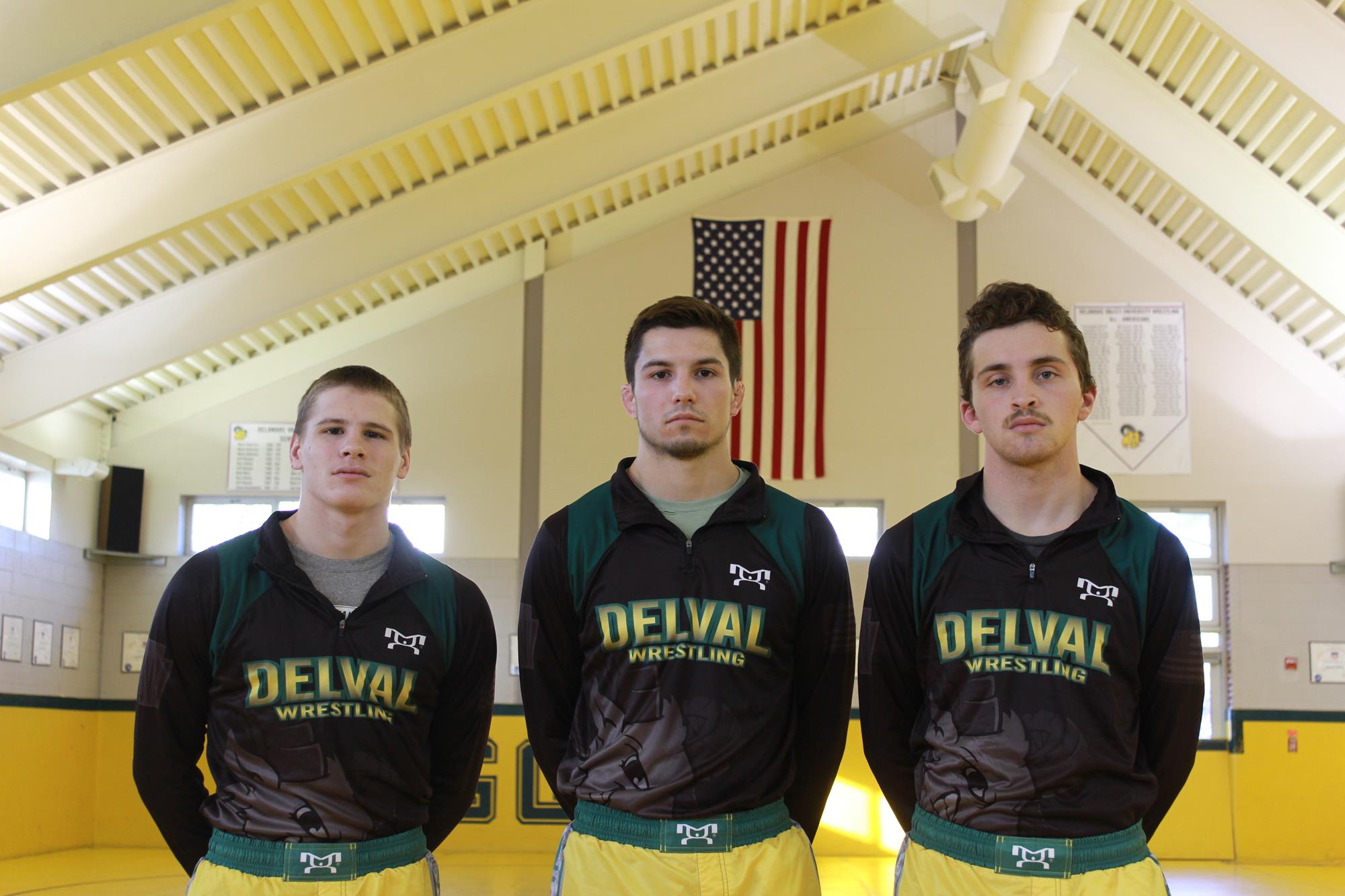 Three DelVal Wrestlers Set For NCAA Division III Championships THE